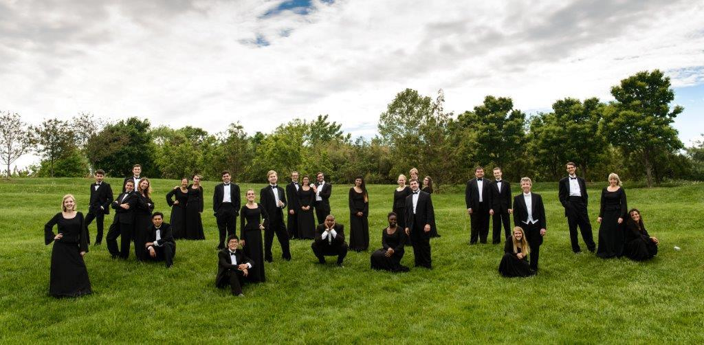 Chamber singers image