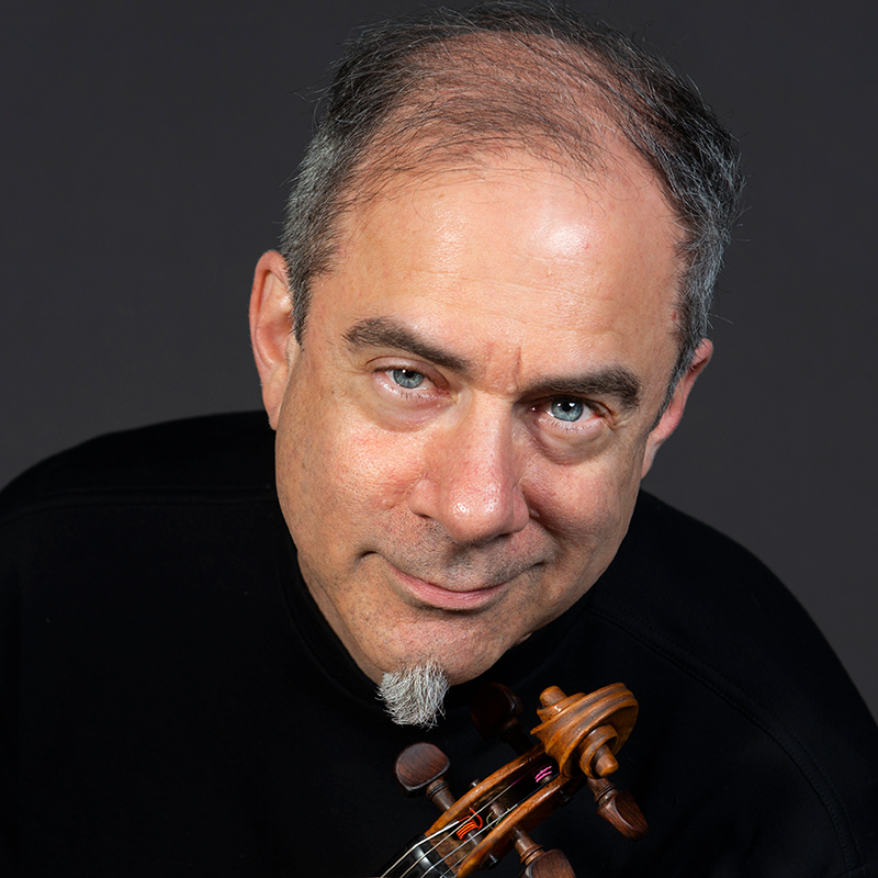 James Stern, Violin Professor