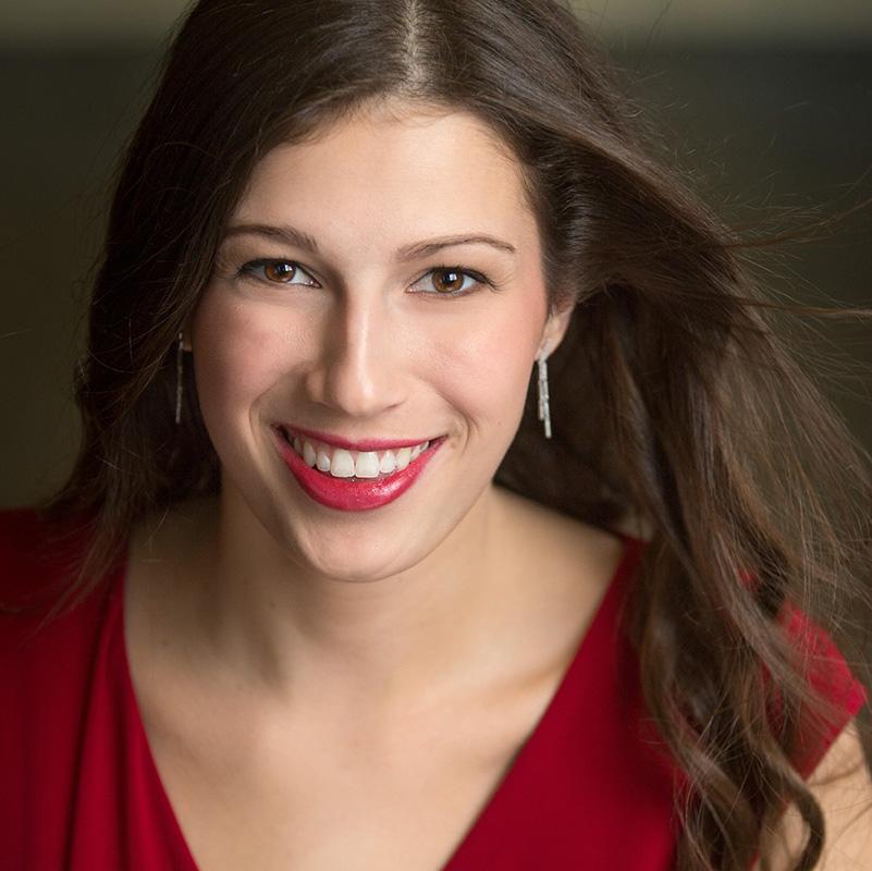 Locutora - Inglés (EE. UU.) - Nicole Goodman   bodalgo